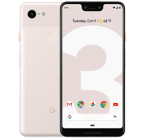 Google Pixel 3 XL Not Pink on EE