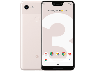 Google Pixel 3 XL Not Pink with Cashback by Redemption