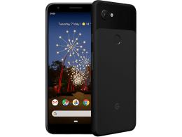 Google Pixel 3a on O2 £26 (24m) Contract Tariff Plan