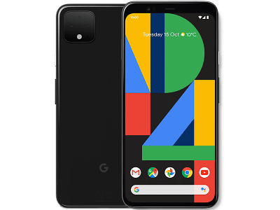 Google Pixel 4 on Vodafone