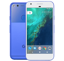 Google Pixel Really Blue on 24 Months Contract