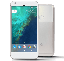 Google Pixel XL 128GB Silver Contracts Deals