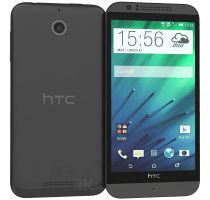 HTC Desire 510 Grey on O2