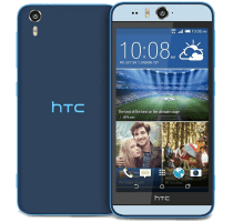 HTC Desire 530 Blue on 24 Months Contract