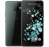 HTC U Ultra with iPad and Tablet