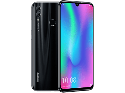 Huawei Honor 10 Lite on O2