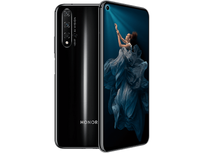 Huawei Honor 20 with Line Rental Redemption