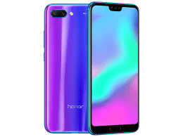 Huawei Honor 10 Blue on Three £28 (24m) Contract Tariff Plan