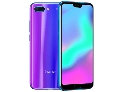 Huawei Honor 10 Blue on iDMobile