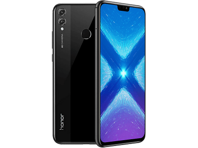 Huawei Honor 8X on Three