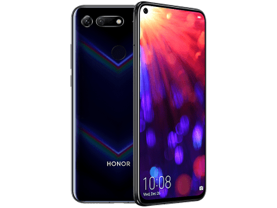 Huawei Honor View 20 on Vodafone