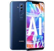 Huawei Mate 20 Lite Blue on 24 Months Contract