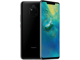 Huawei Mate 20 Pro on O2 £15 (12m) Contract Tariff Plan