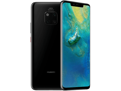 Huawei Mate 20 Pro on Vodafone