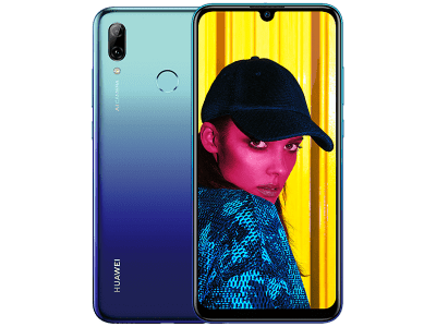 Huawei P Smart 2019 Blue with Headphone and Speakers