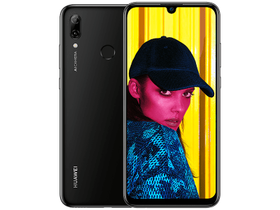 Huawei P Smart 2019 with iPad and Tablet