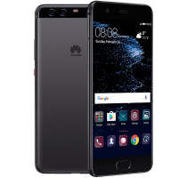 Huawei P10 with Laptop