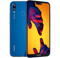 Huawei P20 Lite Blue on 24 Months Contract