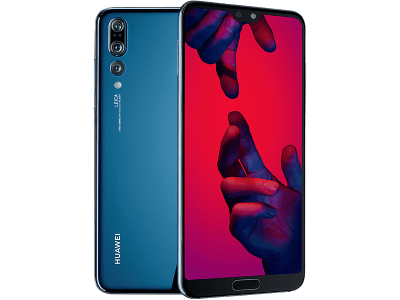 Huawei P20 Pro Blue with Amazon Fire 8 8Gb Wifi