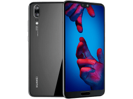 Huawei P20 with Nintendo Switch Grey
