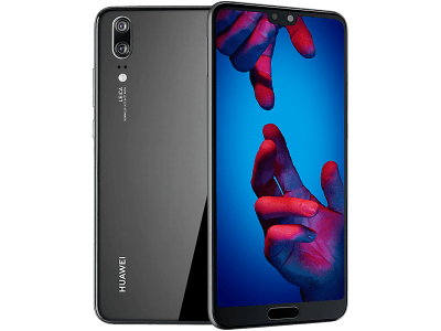 Huawei P20 with Cashback by Redemption