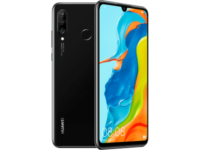 Huawei P30 Lite with iPad and Tablet