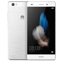 Huawei P8 White on EE