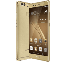 Huawei P9 Plus Gold on O2