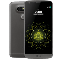 LG G5 SE with Archos Laptop