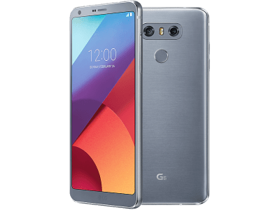 LG G6 Silver Contracts Deals