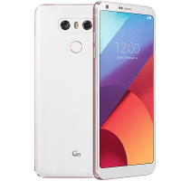 LG G6 White on 24 Months Contract