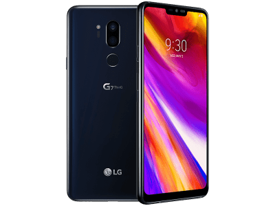 LG G7 with Cashback by Redemption