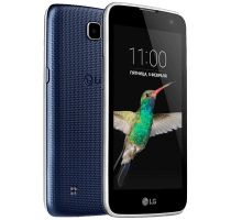LG K4 Black with Guaranteed Cashback