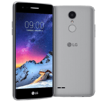 LG K8 2017 with iPad and Tablet