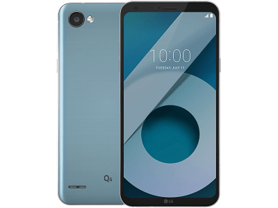LG Q6 Silver Contracts Deals