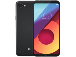 LG Q6 with Samsung Galaxy Tab 4.10 16GB