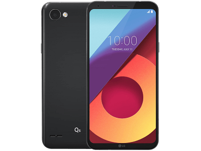 LG Q6 with Cashback by Redemption