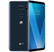 LG V30 Blue on O2