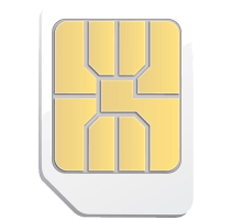 Micro SIM Card with Headphone and Speakers