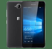 Microsoft Lumia 650 on O2