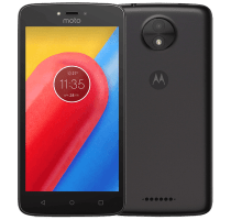 Motorola Moto C with Game Console