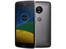 Motorola Moto G5 on Vodafone Network & Price Plans