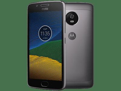 Motorola Moto G5 SIM Free Deals