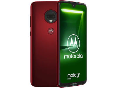 Motorola Moto G7 Plus Red SIM Free Deals