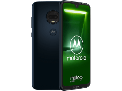 Motorola Moto G7 Plus on O2