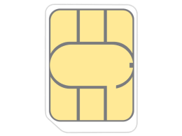 Nano SIM Card on Vodafone £18 (12m) Contract Tariff Plan