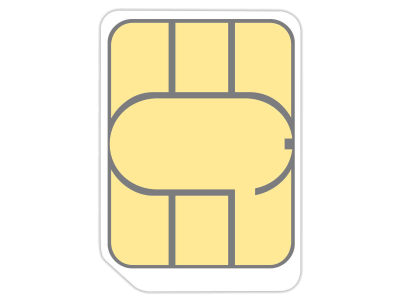 Nano SIM Card with Cashback by Redemption