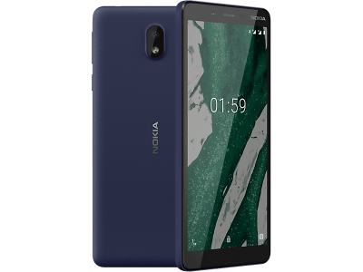 Nokia 1 Plus Blue with Cashback by Redemption