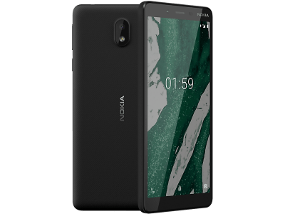 Nokia 1 Plus with Cashback by Redemption