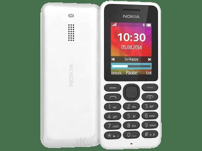 Nokia 130 White SIM Free Deals